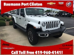 New Chrysler Dodge Jeep Ram 2020 Jeep Gladiator OVERLAND 4X4 Crew Cab 1C6HJTFGXLL118654 for sale in Port Clinton, OH