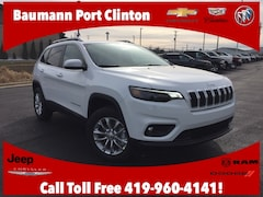 New Chrysler Dodge Jeep Ram 2019 Jeep Cherokee LATITUDE 4X4 Sport Utility for sale in Port Clinton, OH