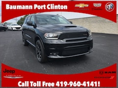 New Chrysler Dodge Jeep Ram 2019 Dodge Durango GT PLUS AWD Sport Utility 1C4RDJDG4KC803565 for sale in Port Clinton, OH