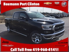 New Chrysler Dodge Jeep Ram 2019 Ram 1500 BIG HORN / LONE STAR CREW CAB 4X4 5'7 BOX Crew Cab 1C6SRFFT1KN538416 for sale in Port Clinton, OH