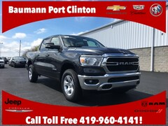 New Chrysler Dodge Jeep Ram 2019 Ram 1500 BIG HORN / LONE STAR CREW CAB 4X4 5'7 BOX Crew Cab 1C6RRFFG7KN818150 for sale in Port Clinton, OH