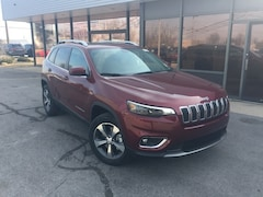 New 2019 Jeep Cherokee LIMITED 4X4 Sport Utility 1C4PJMDX4KD407051 for Sale in Fremont, OH