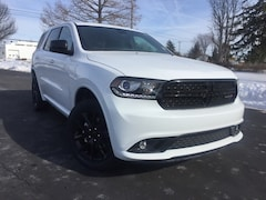 New 2018 Dodge Durango SXT PLUS AWD Sport Utility 1C4RDJAG7JC265995 for Sale in Fremont, OH