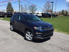 New 2018 Jeep Compass LATITUDE 4X4 Sport Utility 3C4NJDBB8JT336959 for Sale in Fremont, OH