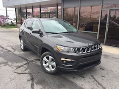New 2019 Jeep Compass LATITUDE FWD Sport Utility for Sale in Fremont, OH
