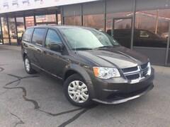 New 2019 Dodge Grand Caravan SE Passenger Van 2C4RDGBG5KR615604 for Sale in Fremont, OH