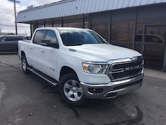 New 2019 Ram 1500 BIG HORN / LONE STAR CREW CAB 4X4 5'7 BOX Crew Cab 1C6SRFFT9KN732806 for Sale in Fremont, OH