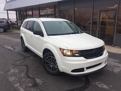 New 2018 Dodge Journey SE Sport Utility 3C4PDCAB1JT509393 for Sale in Fremont, OH