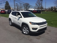 New 2018 Jeep Compass LATITUDE 4X4 Sport Utility 3C4NJDBB8JT348982 for Sale in Fremont, OH