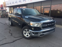 New 2019 Ram 1500 BIG HORN / LONE STAR CREW CAB 4X4 5'7 BOX Crew Cab 1C6RRFFGXKN737580 for Sale in Fremont, OH