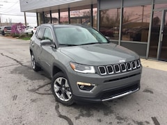 New 2019 Jeep Compass LIMITED 4X4 Sport Utility for Sale in Fremont, OH