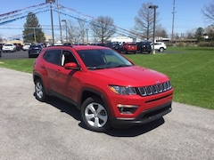 New 2018 Jeep Compass LATITUDE 4X4 Sport Utility 3C4NJDBB6JT348981 for Sale in Fremont, OH