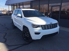 New 2019 Jeep Grand Cherokee ALTITUDE 4X4 Sport Utility 1C4RJFAG7KC527229 for Sale in Fremont, OH