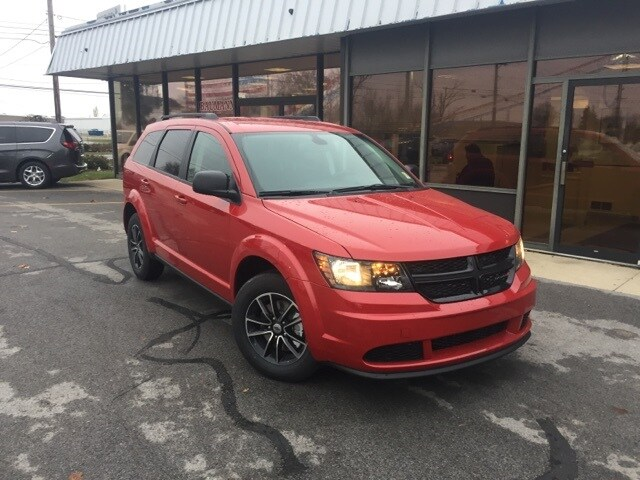 Featured New 2018 Dodge Journey SE Sport Utility for sale in Fremont, OH
