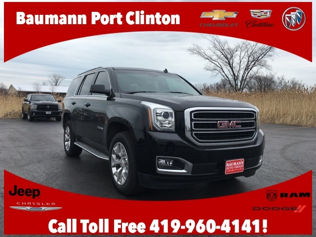 Featured Used 2015 GMC Yukon SLT SUV for sale in Fremont, OH