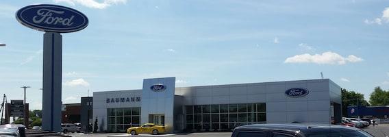 Baumann Ford Genoa