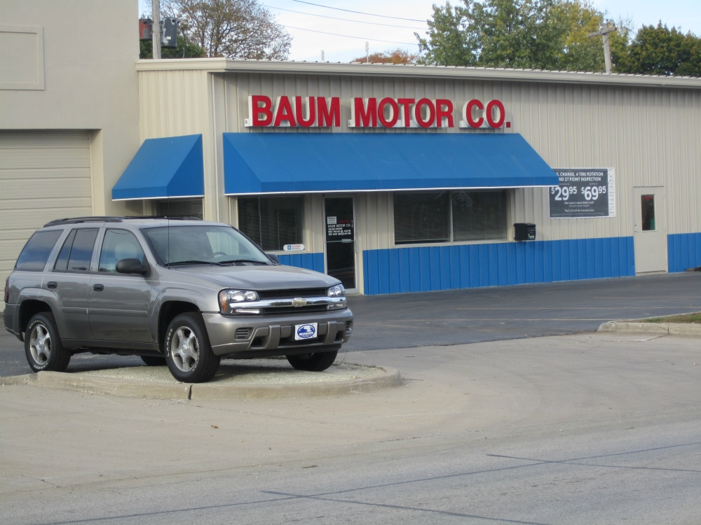 Baum Motor Company Used Dealership In Farmer City IL - Baum chevrolet clinton il car show