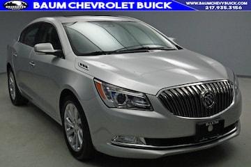 2016 Buick LaCrosse Sedan