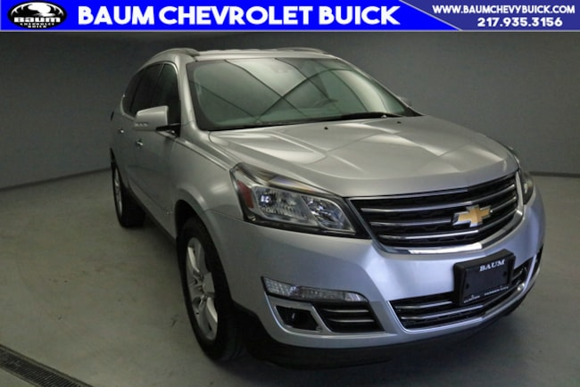 Used 2015 Chevrolet Traverse For Sale at Baum Motor Company | VIN