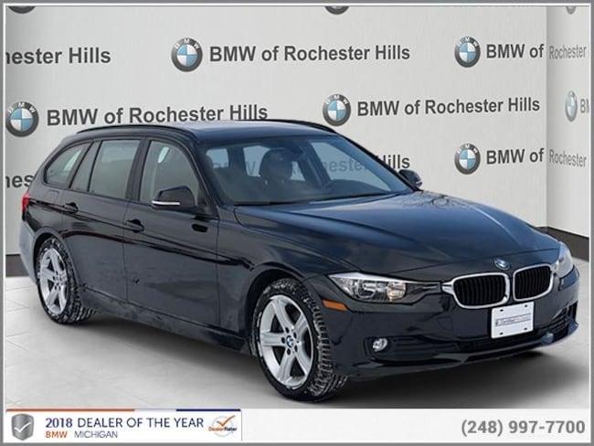 certified used 2014 BMW 328d xDrive Sport Wagon shelby township MI