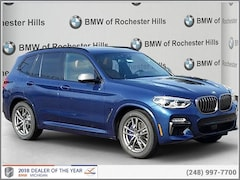 New 2019 BMW X3 M40i SAV for Sale near Detroit