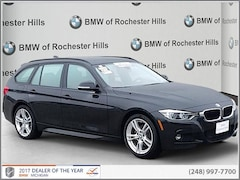Used 2018 BMW 328d xDrive Sports Wagon for sale near detroit