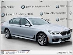 New 2019 BMW 750i xDrive Sedan for Sale near Detroit