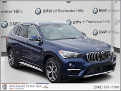 New 2019 BMW X1 xDrive28i SUV for Sale near Detroit
