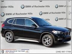 New 2018 BMW X1 xDrive28i SAV for Sale near Detroit
