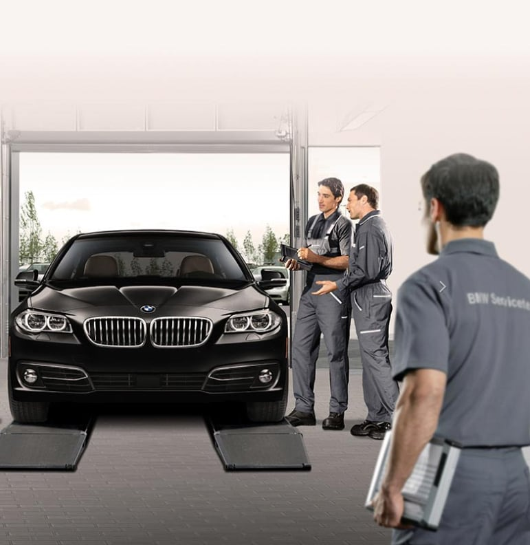 New BMW & Used Car Dealer In Shelby Township, MI