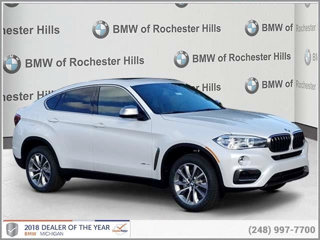 Featured New 2019 BMW X6 xDrive50i SAV for sale in Shelby Township, MI
