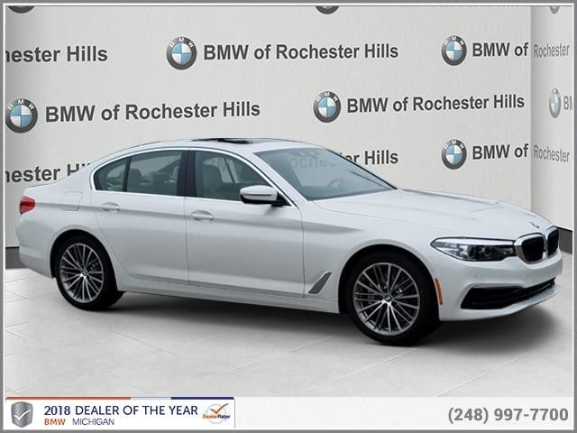 Featured 2019 BMW 540i xDrive Sedan for sale in Shelby Township, MI