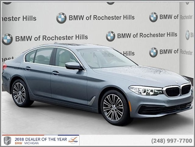new 2019 BMW 540i xDrive Sedan in Shelby MI