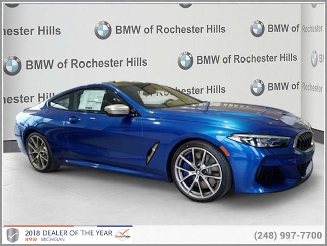 New 2019 Bmw M850i Xdrive In Shelby Township Mi Near Detroit Sterling Heights Vin Wbabc4c53kbj35704