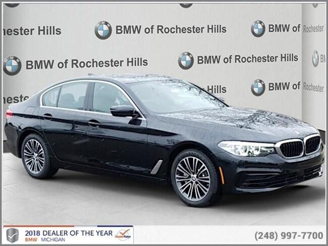 new 2019 BMW 540i xDrive Sedan in Shelby MI