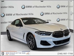 New 2019 BMW M850i xDrive Coupe for Sale near Detroit