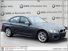 New 2018 BMW 340i xDrive Sedan for Sale near Detroit