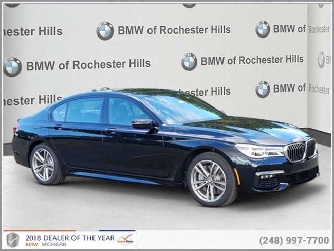 new 2019 BMW 750i xDrive Sedan in Shelby MI