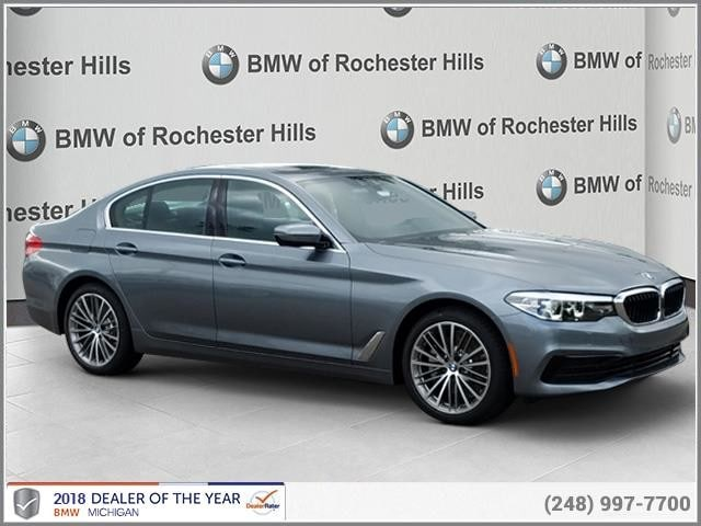 Featured New 2019 BMW 530i xDrive Sedan for sale in Shelby Township, MI