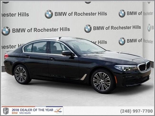 new 2019 BMW 530i xDrive Sedan in Shelby MI