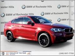 New 2019 BMW X6 xDrive35i SAV 5UXKU2C56K0Z63549 for Sale near Detroit