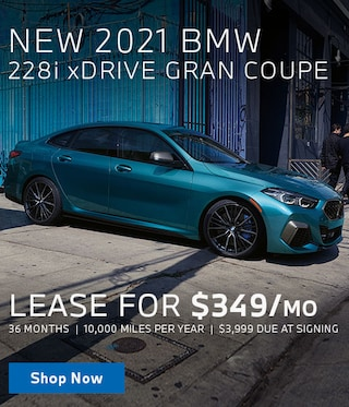 New 2021 228i xDrive Gran Coupe
