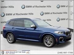 New 2019 BMW X3 M40i SAV for Sale near Detroit
