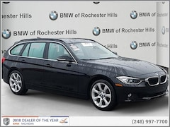 certified pre-own  2015 BMW 328i xDrive xDrive Wagon forsale near detroit