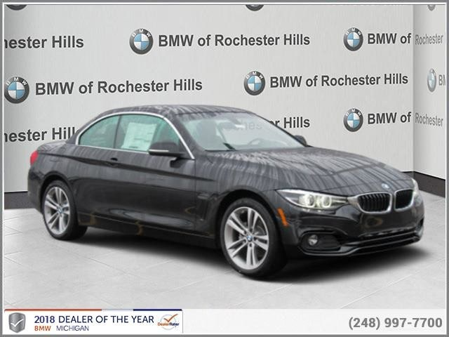 Featured 2018 BMW 430i xDrive Convertible for sale in Shelby Township, MI