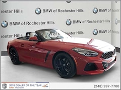New 2019 BMW Z4 sDrive30i Convertible for Sale near Detroit