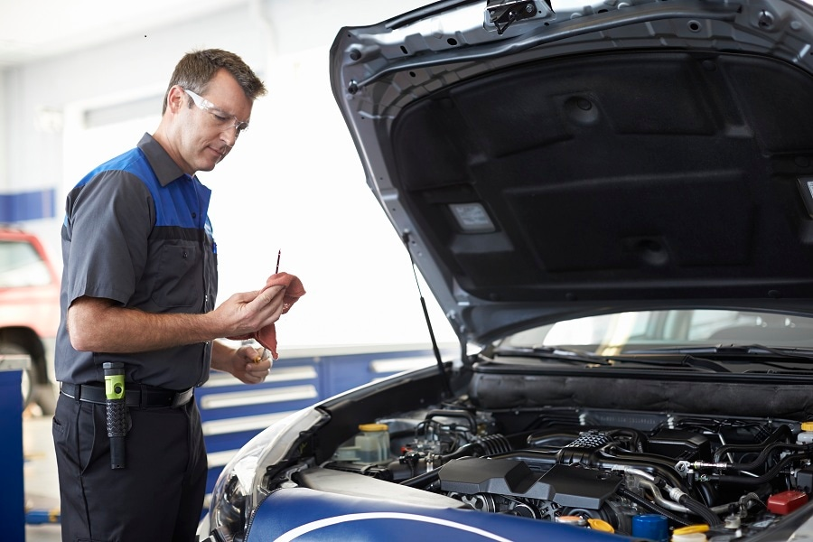 Oil change service in Idaho Falls