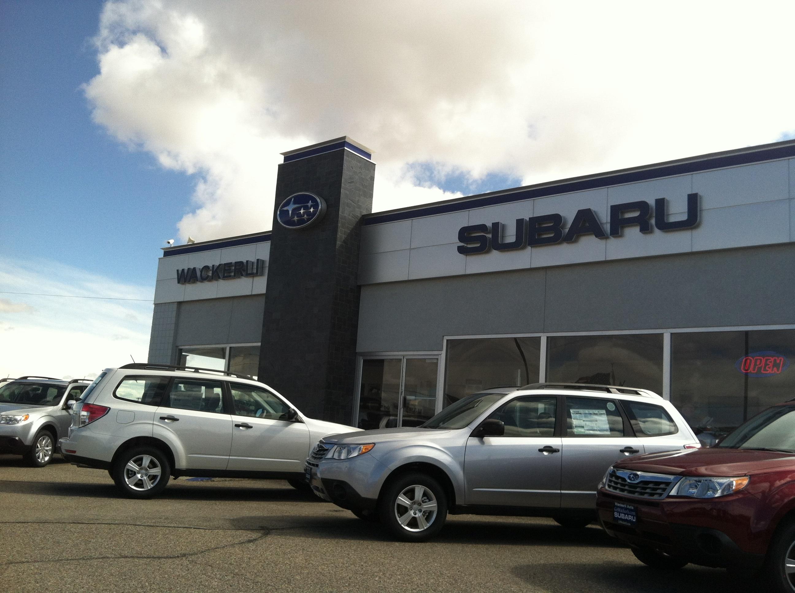 Subaru Technology | Performance, Bluetooth Internet & More