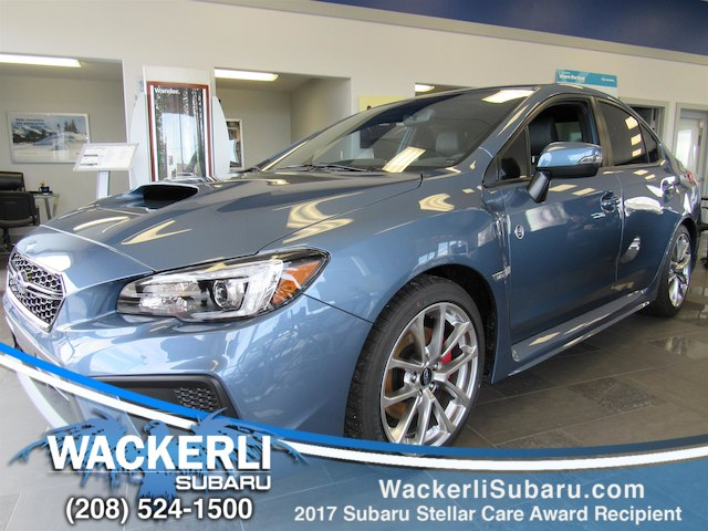 2018 Subaru WRX Limited 50th Anniversary Edition Sedan Idaho Falls, ID