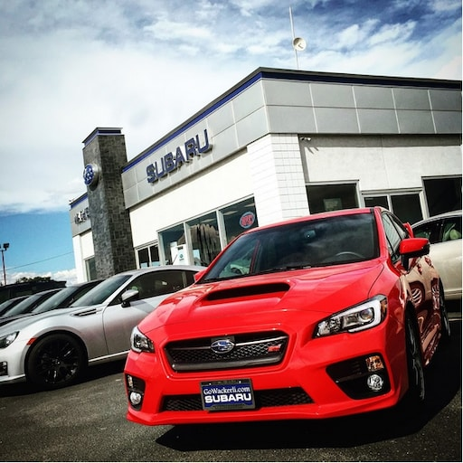 Used Car Dealerships Idaho Falls >> Wackerli Subaru In Idaho Falls Id